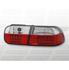 Задние фонари Honda Civic 1991 - 1995 (LDHO07)