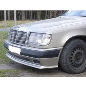 Спойлер переднего бампера Mercedes W-124