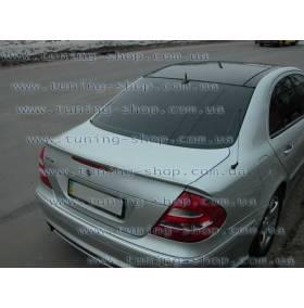 Спойлер Mercedes W 211