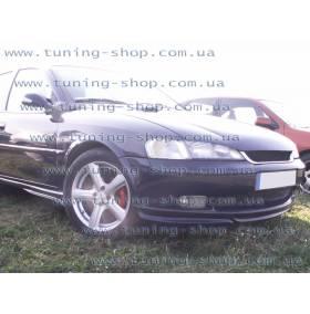 Накладка переднего бампера Opel Veсtra B (FB-1)