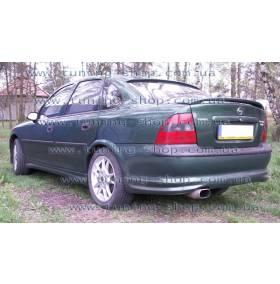 Накладка заднего бампера Opel Veсtra B (FB-2)