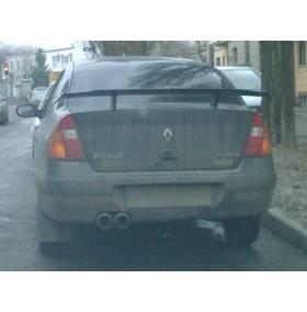 Спойлер Renault Symbol (Пилот ПУ)