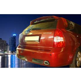 Задний бампер Chevrolet Lacetty Wagon (TS)
