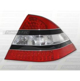 Задние фонари Mercedes W220 (LDME07)