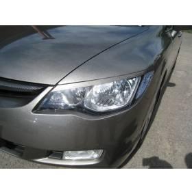 Реснички Honda Civic 4D