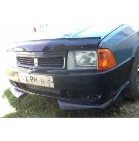Передний бампер Москвич 2141