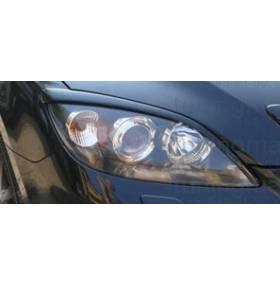 Реснички Mazda 3 (хэтчбэк длинные)