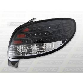 Задние фонари Peugeot 206 (LDPE06)