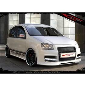 Передний бампер Fiat Panda (Racer)