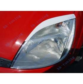 Реснички Ford Fiesta Mk 6 (Ant)