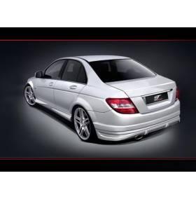 Задний бампер Mercedes C-class W204