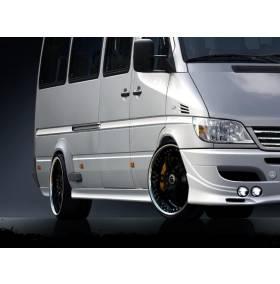 Пороги Mercedes Sprinter (2000-2006)