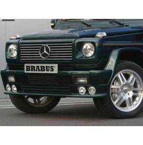 Накладка бампера Mercedes W463 (Передняя СТ)
