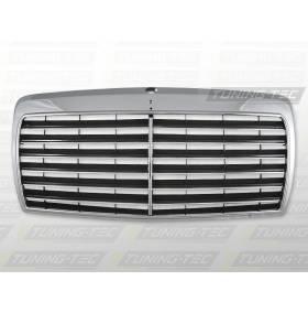 Решетка радиатора Mercedes W124 E-class 01.85 - 04.93 (GRME03)