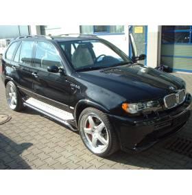 Обвес  BMW X5 Е53 (Hamann до рестайлинга)