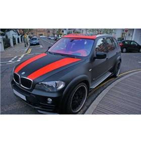 Обвес BMW X5 (Hamann Flash)