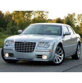 Юбка переднего бампера Chrysler 300C