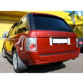 Накладка заднего бампера Range Rover