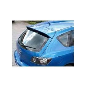 Спойлер Mazda 3 hatchback