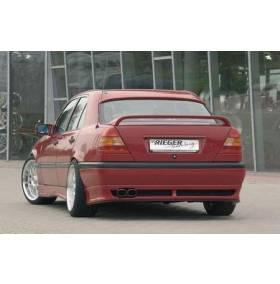 Козырек на стекло Mercedes W202  (Rieger)