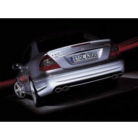 Спойлер AMG W211