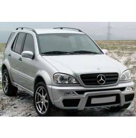 Расширители арок Mercedes-Benz ML163 (EGR)