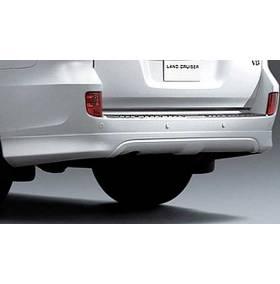 Накладка заднего бампера Toyota Land Cruiser 200 (Original)