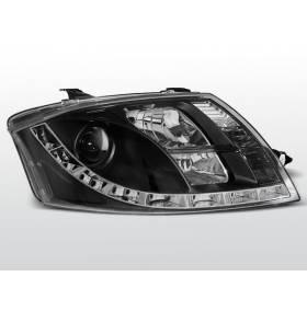 Передние фары Audi TT (LPAU50)