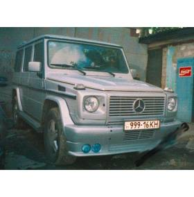 Расширители арок Mercedes G klass W463