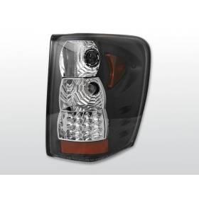 Диодные фонари Jeep Grand Cherokee 1999 - 2005 (LDCH07)