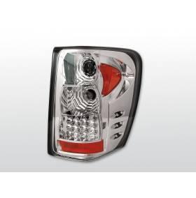 Диодные фонари Jeep Grand Cherokee 1999 - 2005 (LDCH06)