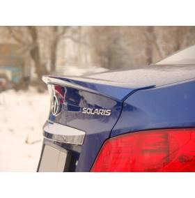 Спойлер Hyundai Accent New