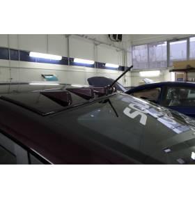 Спойлер дефлектор Hyundai Accent 2011