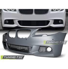 Передний бампер BMW F10 2010-2013 М пакет (ZPBM13)
