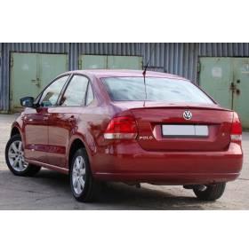 Спойлер Volkswagen Polo 2009