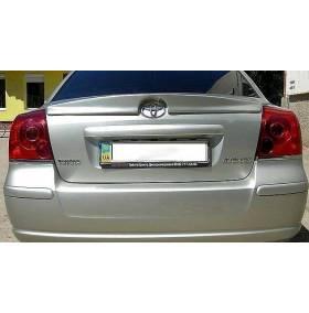 Спойлер Toyota Avensis 2003 - 2008
