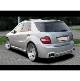 Задний бампер Mercedes W164