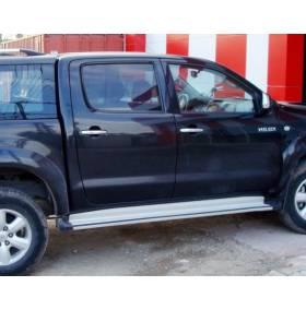 Пороги Toyota Hilux 2011 (VGO-003)