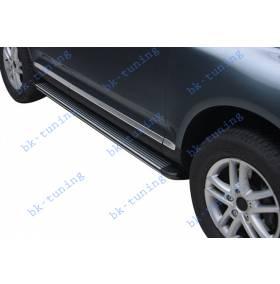 Пороги VW Touareg 2006 - 2010 (TR-S01)