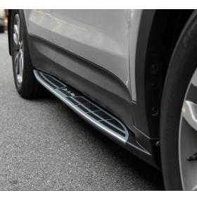 Пороги Hyundai Santa Fe 2013 (HS-S31)