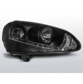 Передние фары VW Golf 5 (LPVWD3)