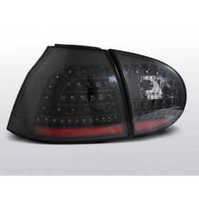 Диодные фонари VW Golf 5 (LDVW68)
