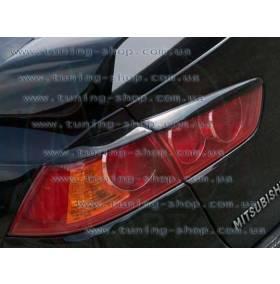 Реснички Mitsubishi Lancer X (на задние фонари)