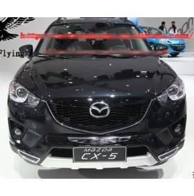 Накладки на бампер Mazda СХ-5 (CX5-B21/B22)