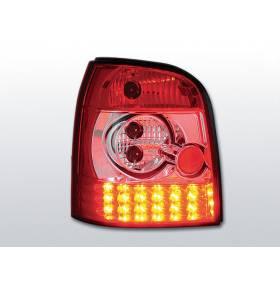 Задние диодные фонари Audi A4 B5 (LDAU05)