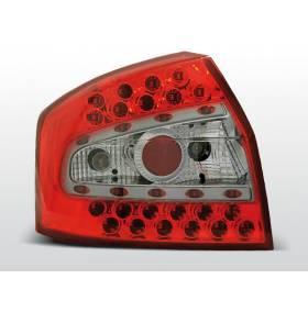 Задние диодные фонари Audi A4 8E 2000 - 2004 (LDAU33)