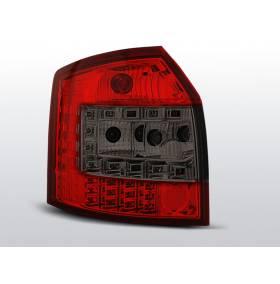 Задние диодные фонари Audi A4 Avant  (LDAU35)
