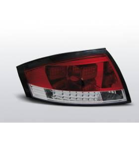 Задние диодные фонари Audi TT 8N 1999 - 2006 (LDAU48)