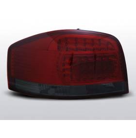 Задние диодные фонари Audi A3 2003 - 2008 (LDAU67)