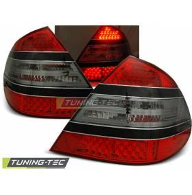 Задние диодные фонари Mercedes W211 (LDME18)